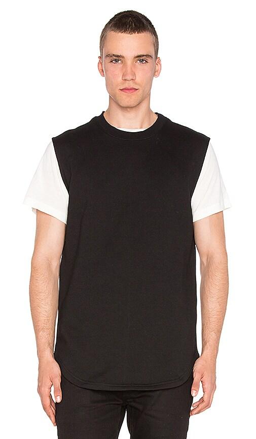 Superism Cooper Pullover in Black