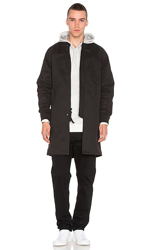 Superism Jaxon Jacket in Black