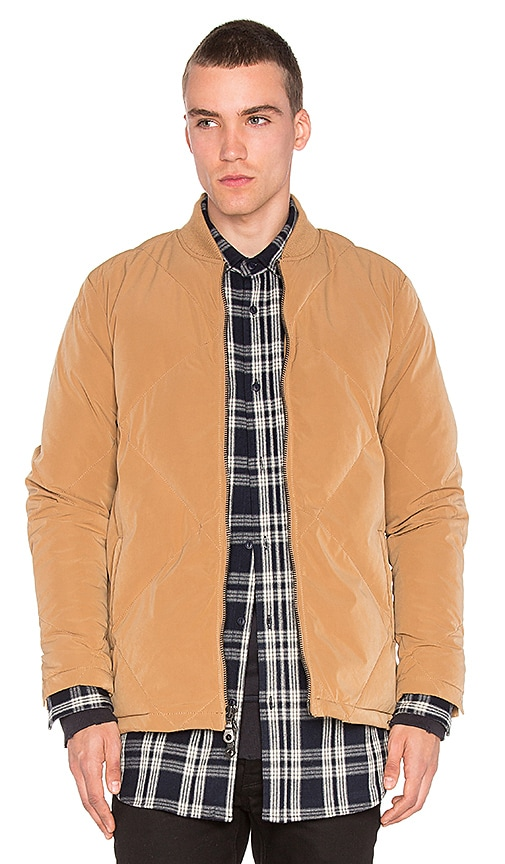 Superism Zylar Jacket in Khaki