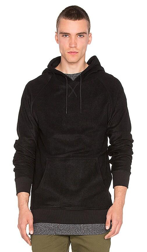 Superism Ethan Hoodie in Black