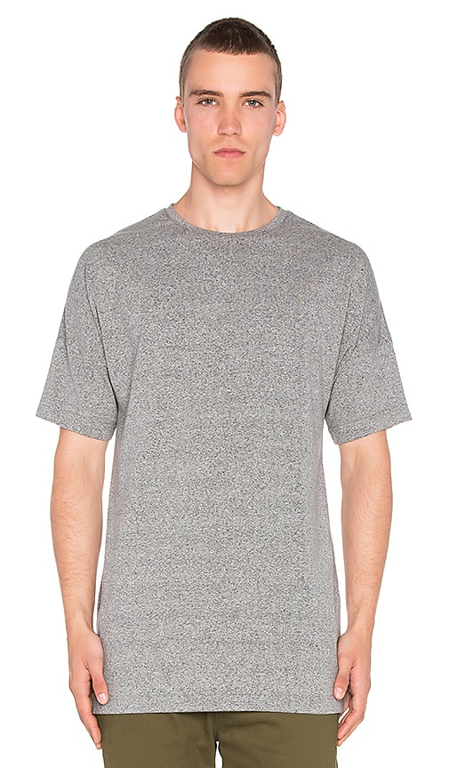 Superism Elijah Tee in Charcoal