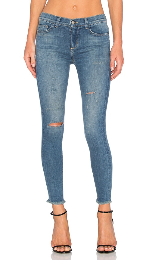 Siwy Lauren Mid Rise Skinny in Dollar Days