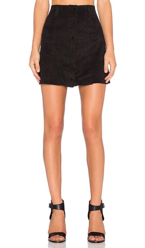 Siwy Mae Skirt in Black