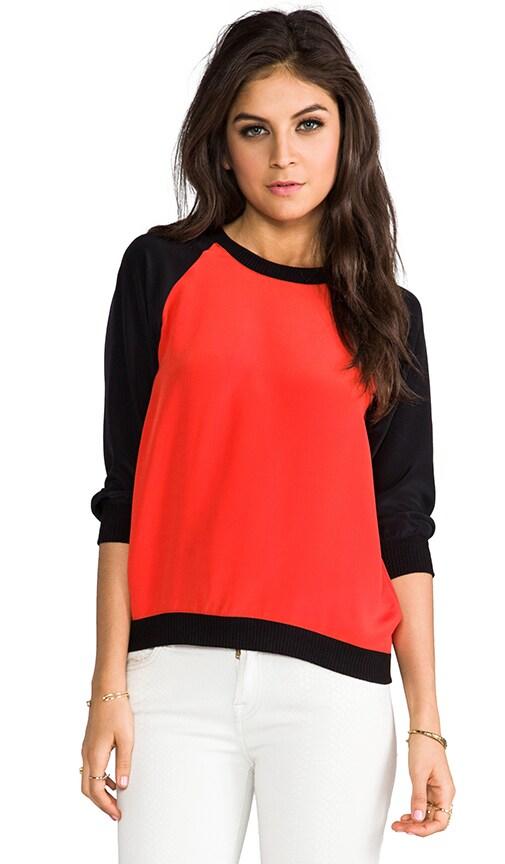 Lombard Silk Sweatshirt