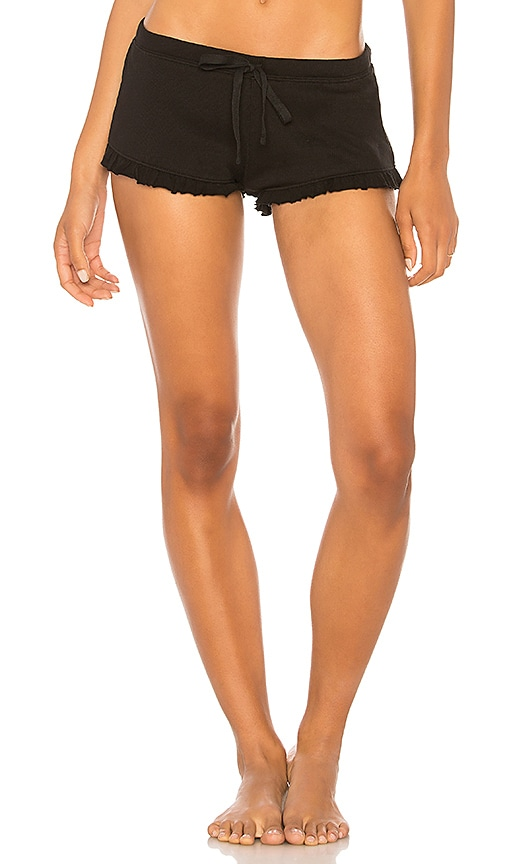 Skin Raffaela Short in Black