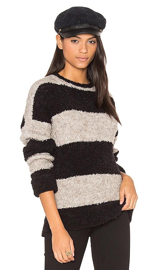 susanne karlsson Anders Sweater in Black