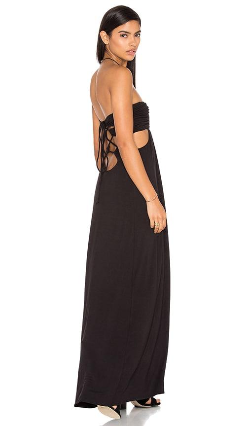 sky Ottilia Dress in Black