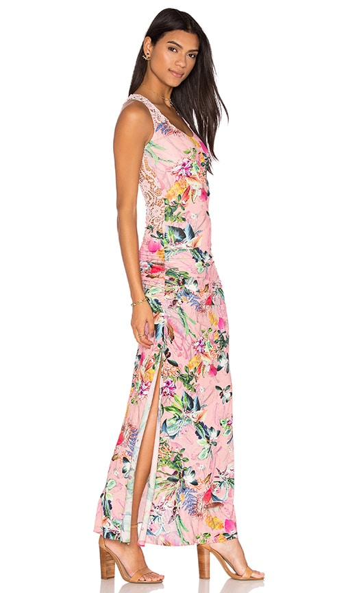 sky Roxxana Dress in Pink