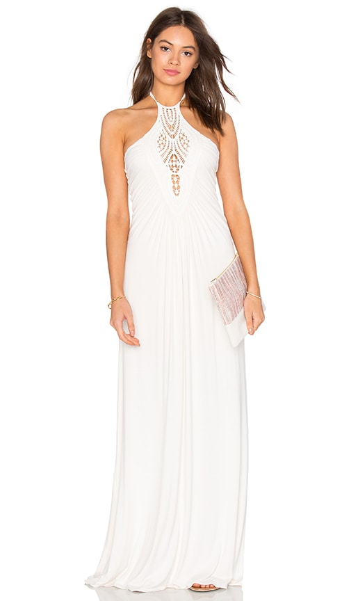 sky Ubadah Maxi Dress in Bone