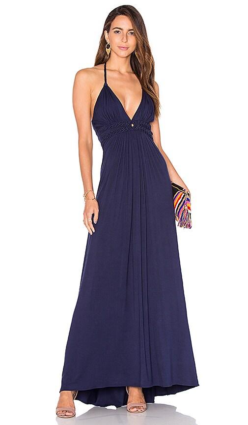 sky Raghnaid Dress in Blue
