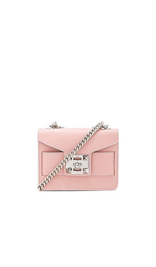 SALAR Mila Bag in Blush