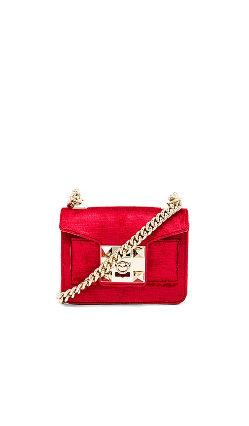 Gaia small chain shoulder bag