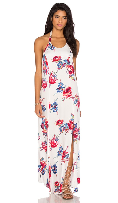 Somedays Lovin True Romance Maxi Dress in White