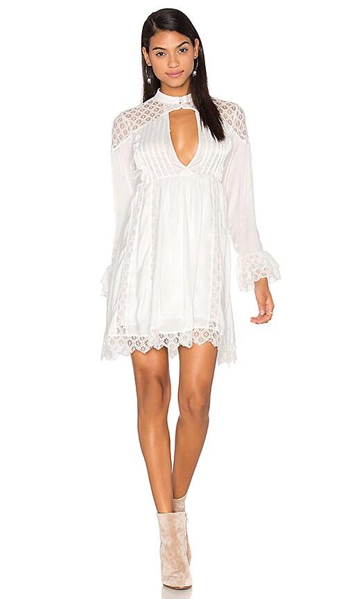 Macey Frill Dress
