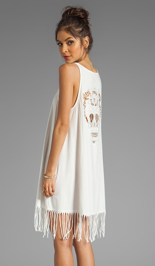 Muchachos Embroidered Dress