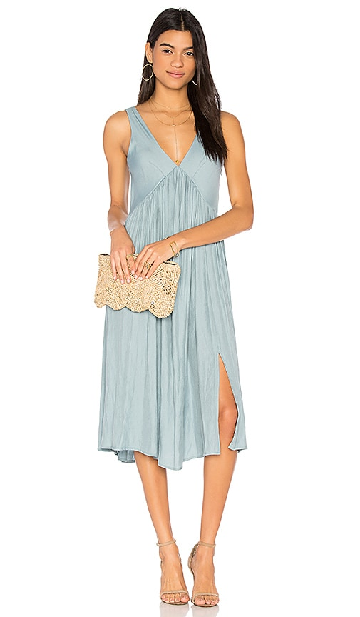 Somedays Lovin Miles Away Dress in Blue