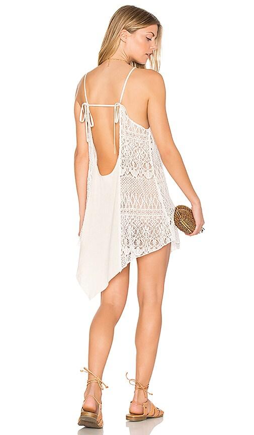 Somedays Lovin In the Breeze Dress in Beige