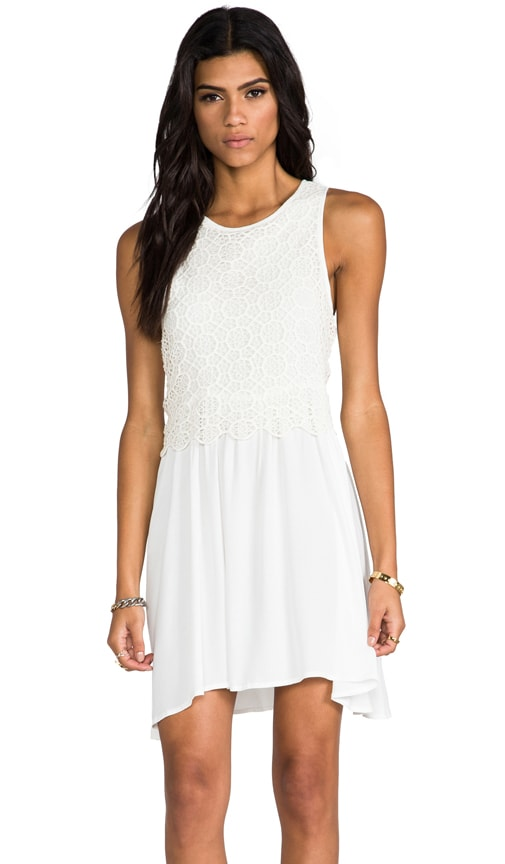The Message Lace Dress