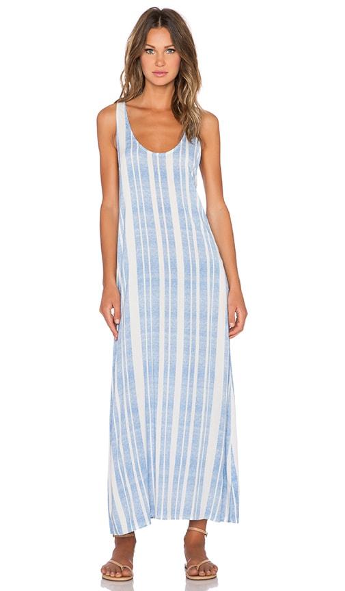 Somedays Lovin Amongst Reeds Maxi Dress in Multi