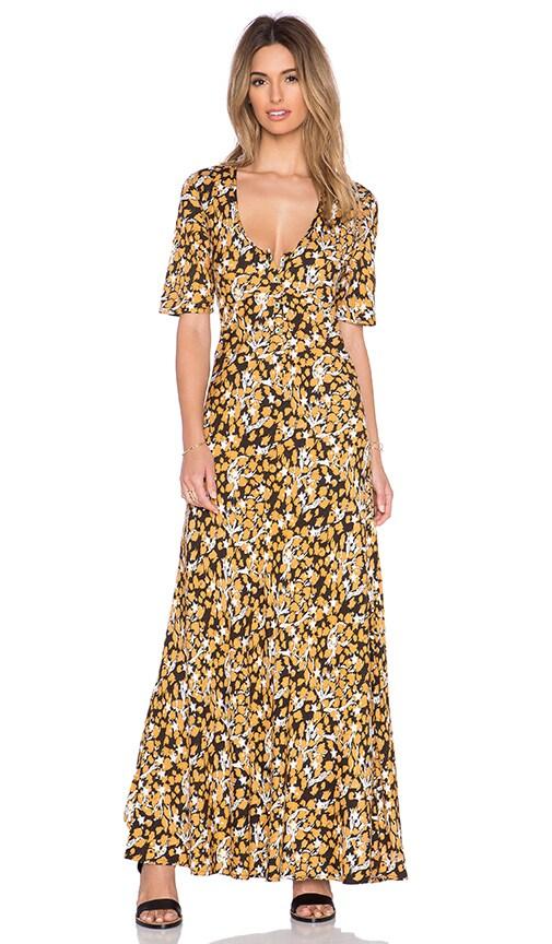 Somedays Lovin Star Valley Maxi Dress in Multi