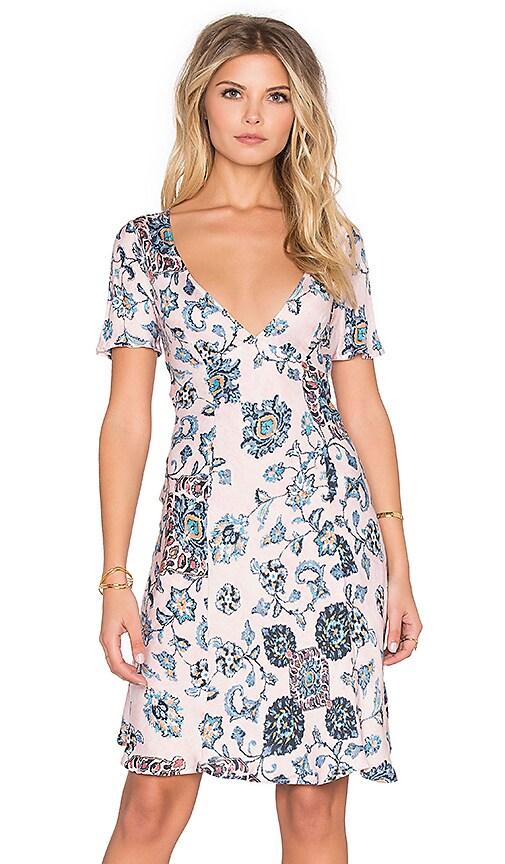 Like Minds Mini Dress