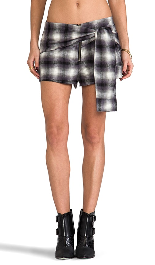 North Islands Shirt Tie Short