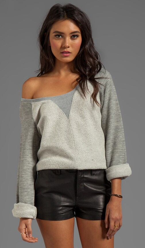 Pace Fleece Sweater