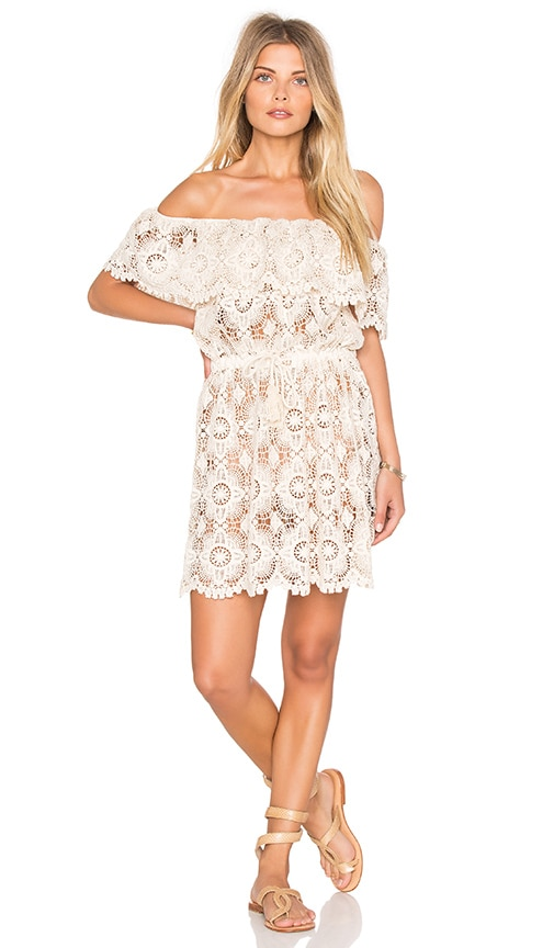 Somedays Lovin Moon Sister Dress in Cream