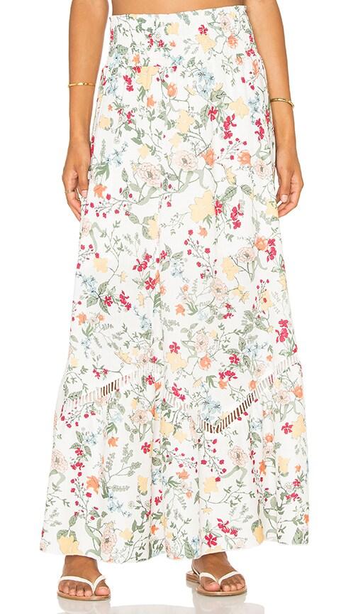 Somedays Lovin Sunny May Maxi Skirt in Multi