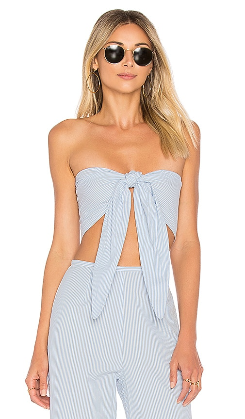 Solid & Striped The Bai Top in Blue