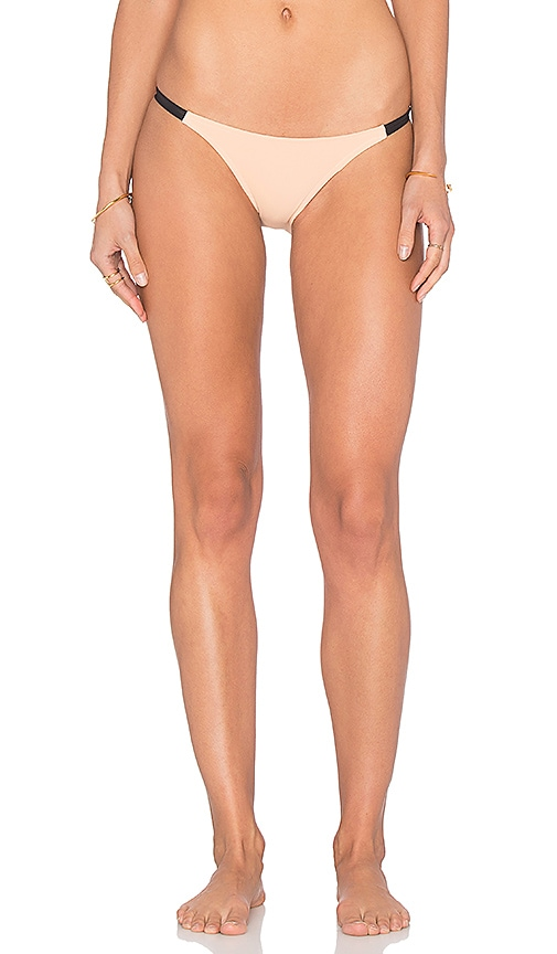 Solid & Striped The Morgan Bottom in Nude