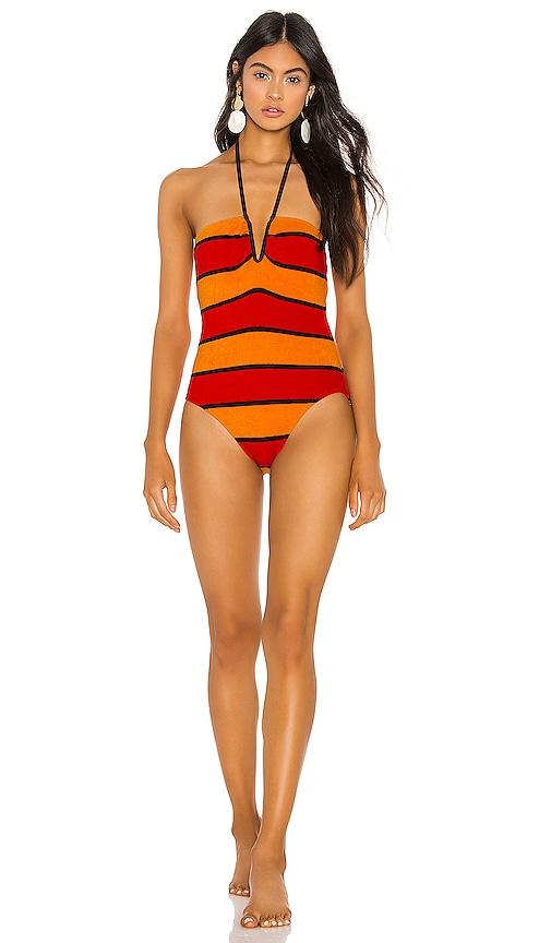 Heather One Piece