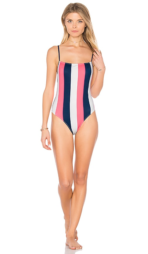 Cool Fashion Style The Chelsea striped swimsuit Solid & Striped mzquV