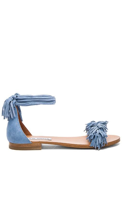 bc9fe6a388f Steve Madden Sweety Sandal in Light Blue | REVOLVE