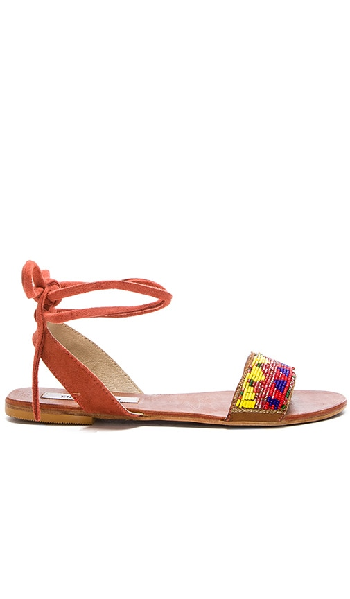 Steve Madden Shaney Sandal in Rust