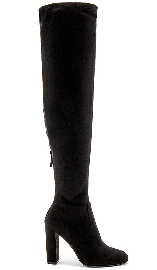 Steve Madden Emotionz Boot in Black