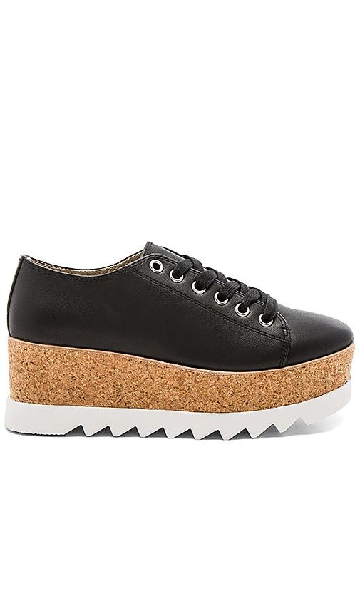 Steve Madden Korrie Sneaker in Black