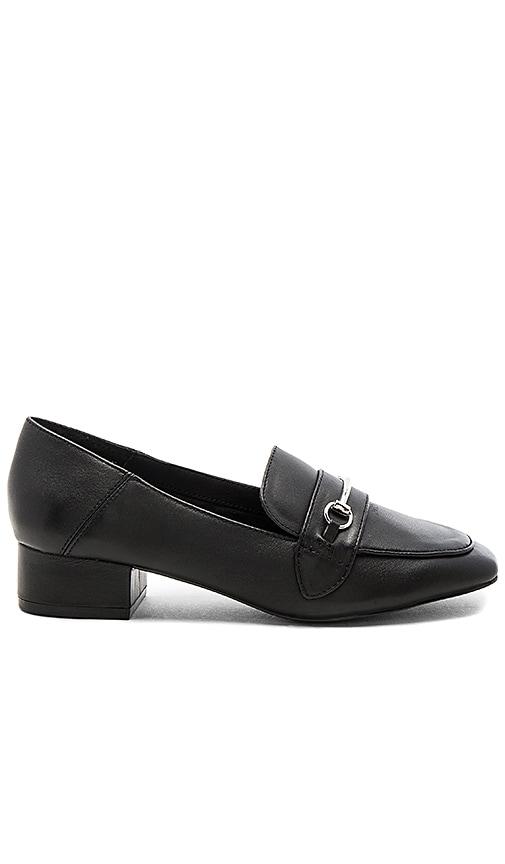 Steve Madden Timbir Heel in Black