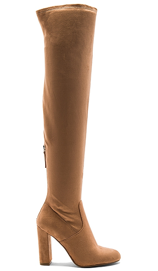 Steve Madden Emotions Boot in Tan