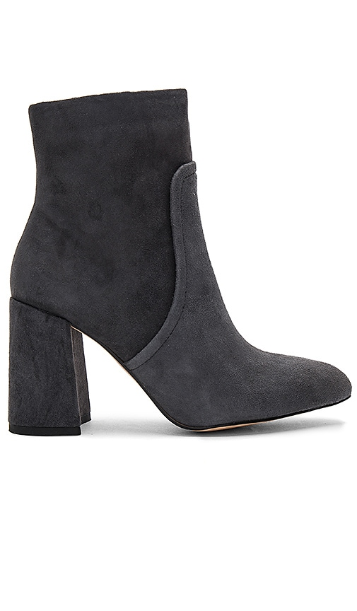 Steve Madden Jacque Bootie in Charcoal