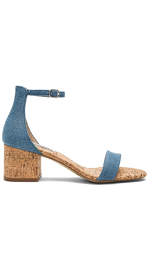 Steve Madden Irenee C Sandals in Blue