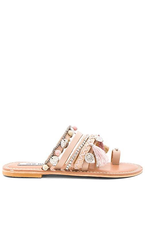 Steve Madden Rippel Sandal in Pink