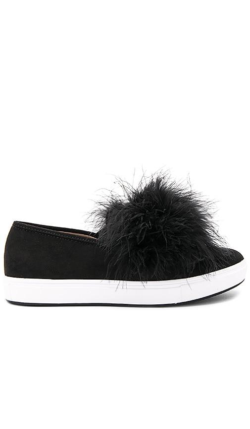Steve Madden Emily Sneaker in Black