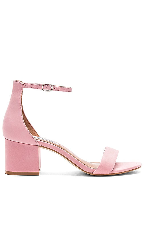 8521860aabc Steve Madden Irenee Sandal in Light Pink