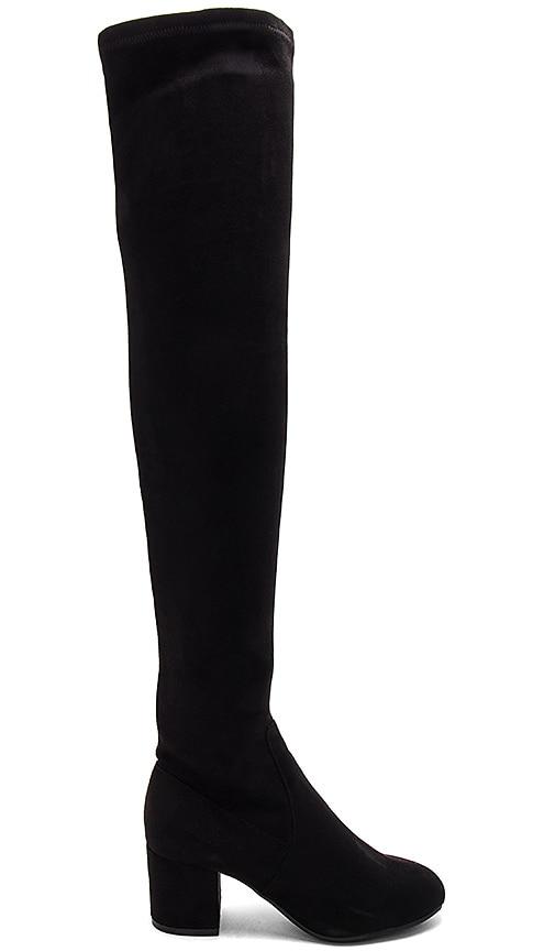 Steve Madden Issac Boot in Black