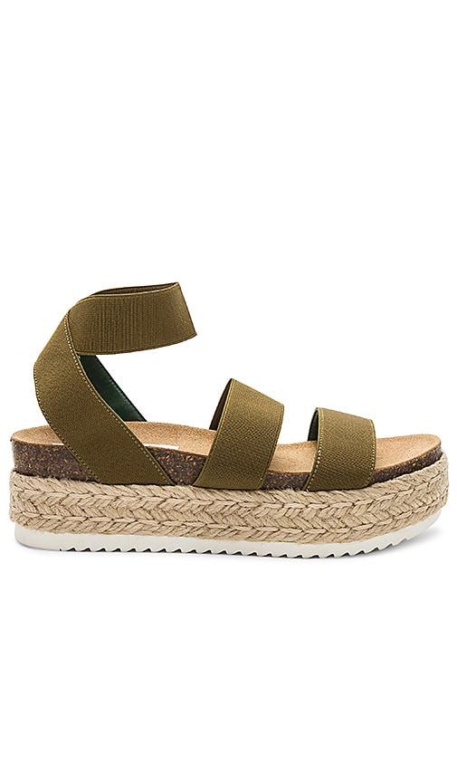 8240596bebe Steve Madden Kimmie Platform Sandal in Olive | REVOLVE