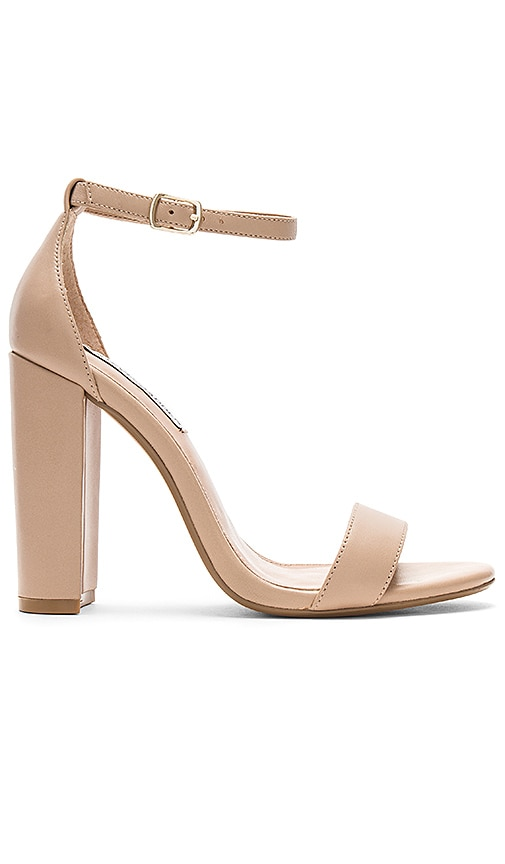 7a147498d851 Steve Madden Carrson Sandal in Blush Leather