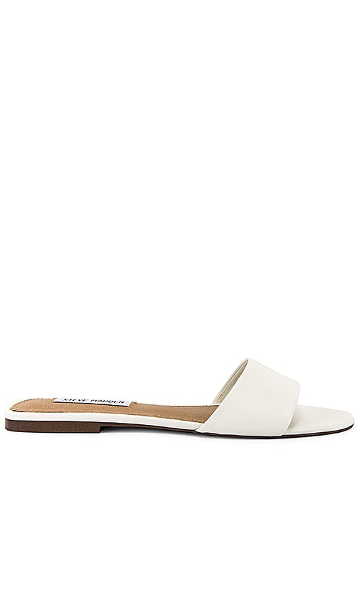wholesale outlet factory outlet wide range Steve Madden Bev Slide in White | REVOLVE