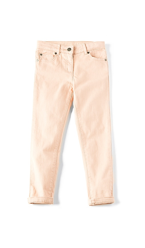 Stella McCartney Kids Nina Skinny Jeans in Pink