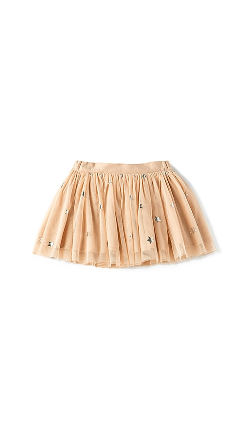 Stella McCartney Kids Honey Star Tulle Skirt